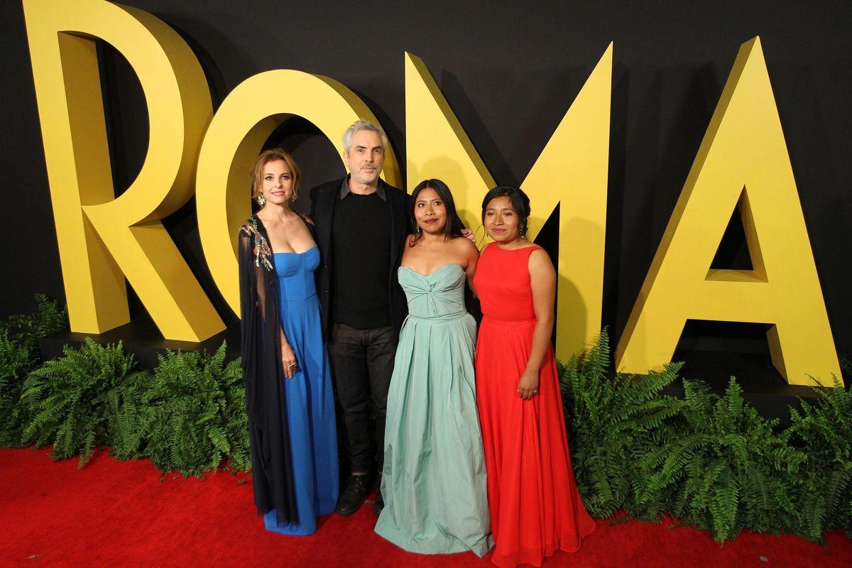 Tutte le nomination portano a «Roma». Netflix punta l'Oscar