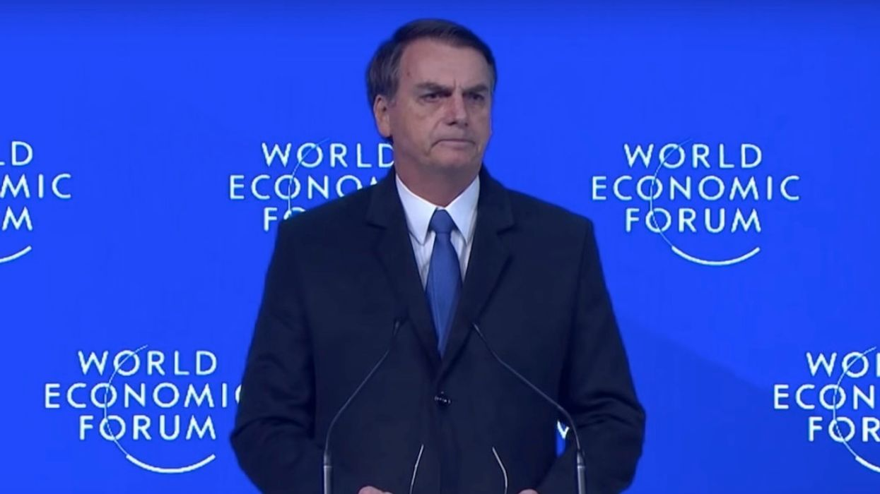 Bolsonaro Welcomes Big Business to Brazil, Alarming Environmentalists and Indigenous Groups