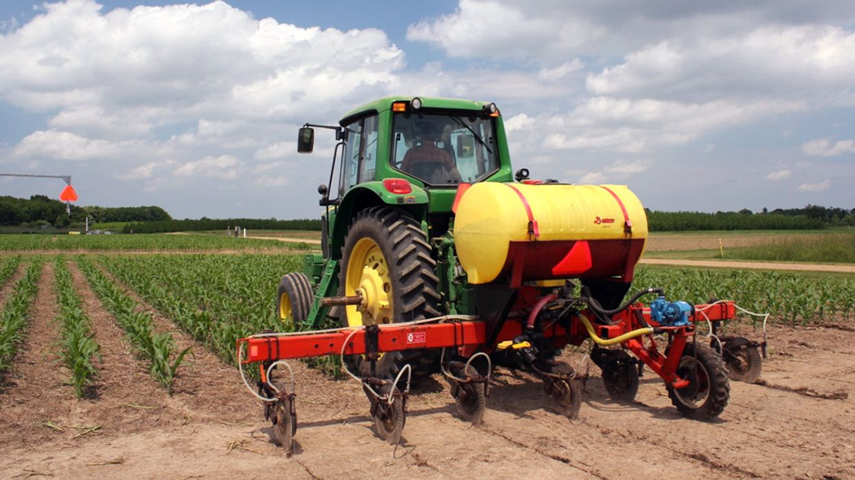 A New Way to Curb Nitrogen Pollution: Regulate Fertilizer Producers, Not Just Farmers