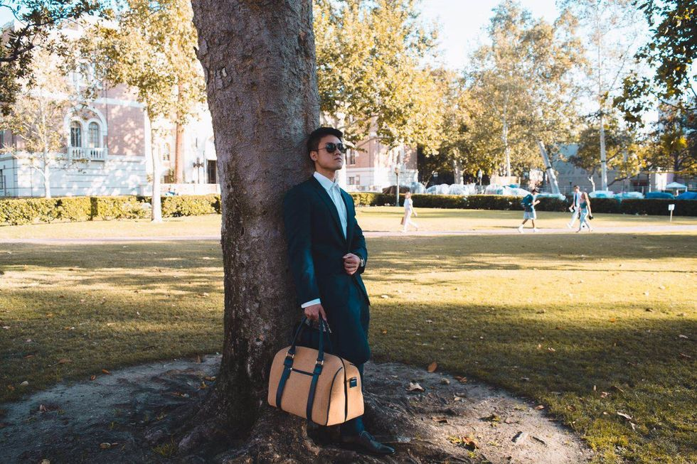 Meet the Next Generation Eco-Friendly Bag Made From Cork