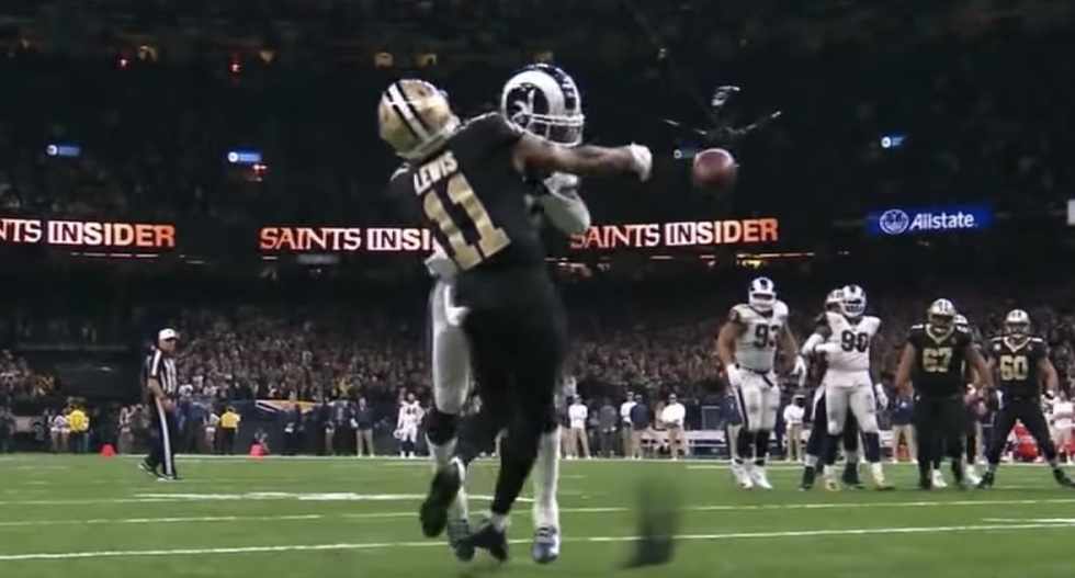 The Worst Call In NFL History Made The Saints Lose Their Chance At Super Bowl Stardom