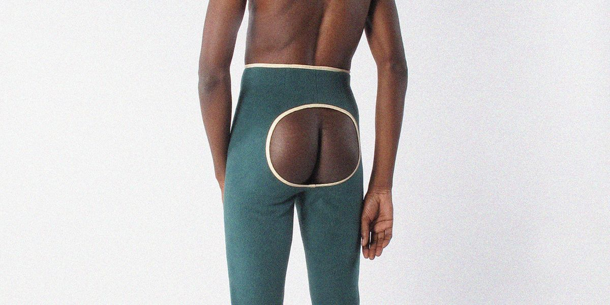 This Designer Turned North Face Into Ass-Baring Statement Pieces