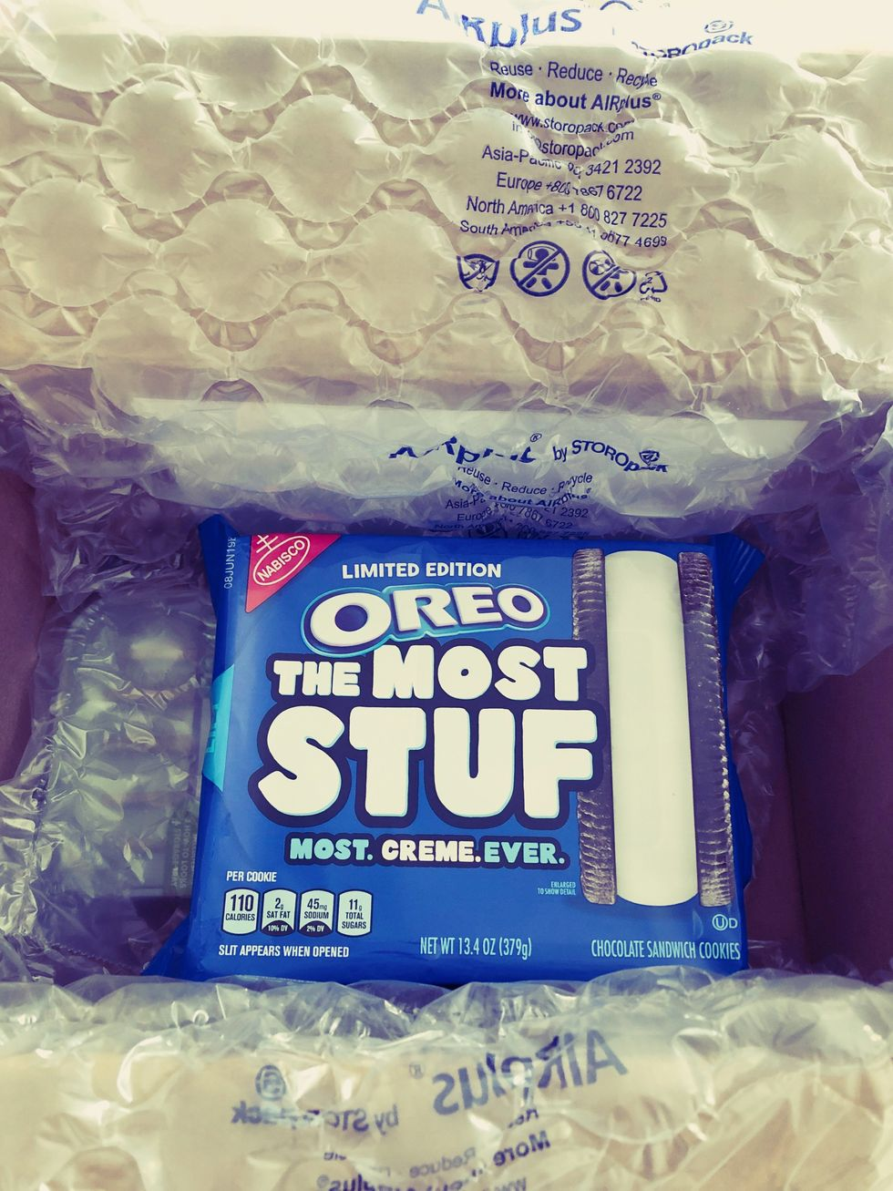 Oreo Got It Right With 'The Most Stuf' Oreos