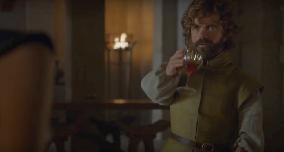 The Ultimate 'Game Of Thrones' Drinking Game For Any True Westerosi