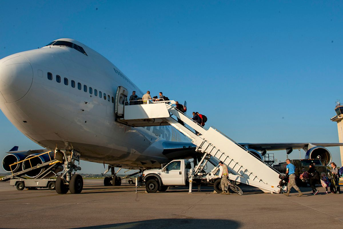 DoD Launches 'Priceline For The Military' With Travel Deals