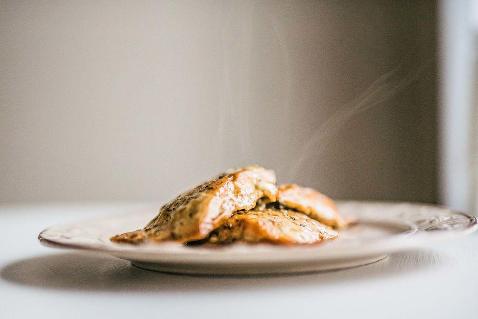 Teriyaki-Brown Sugared Salmon Recipe