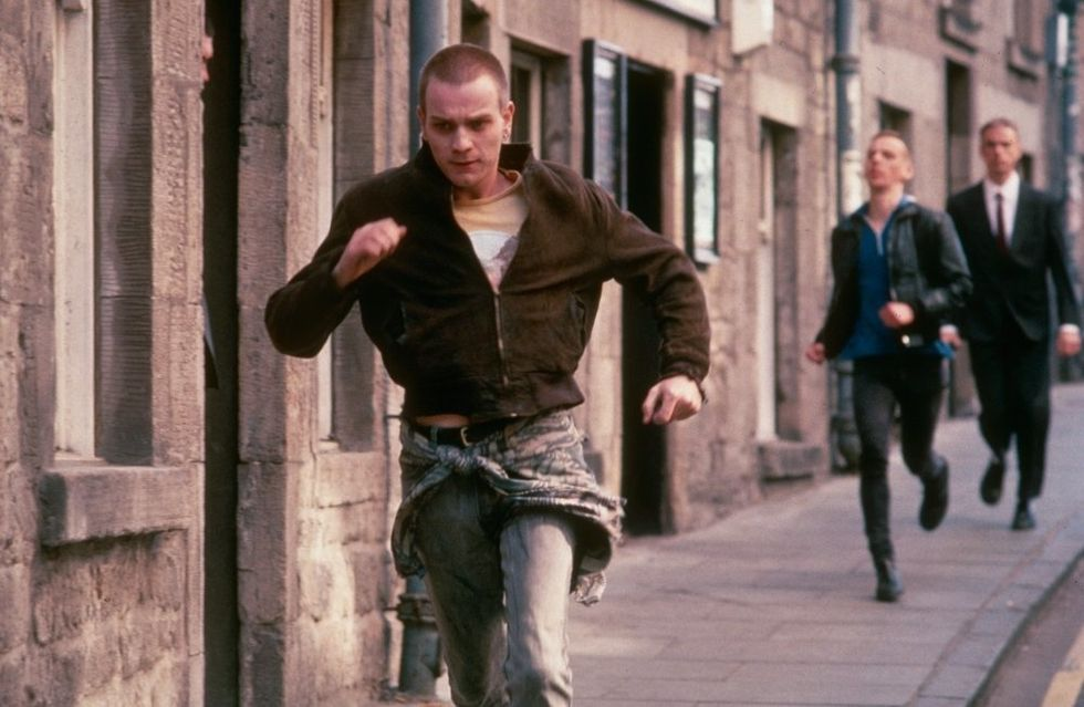 The optimism found in 'Trainspotting'
