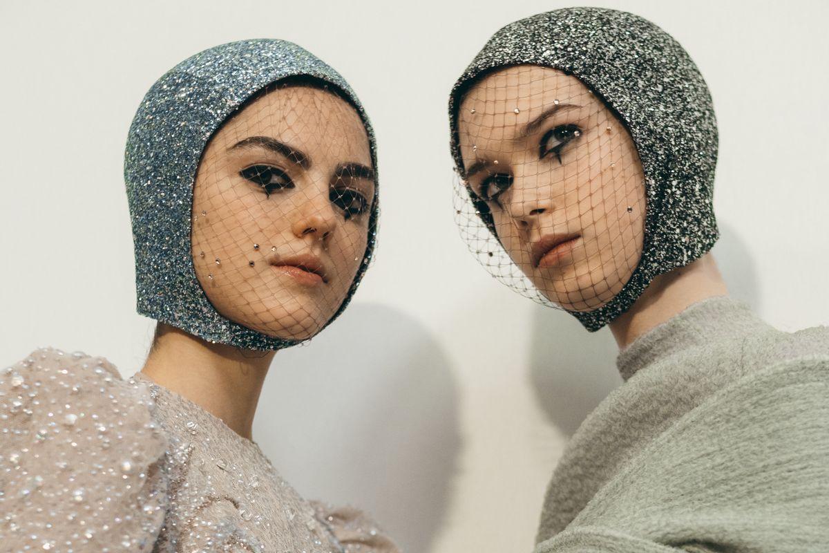 How Dior Made A Swim Cap Chic
