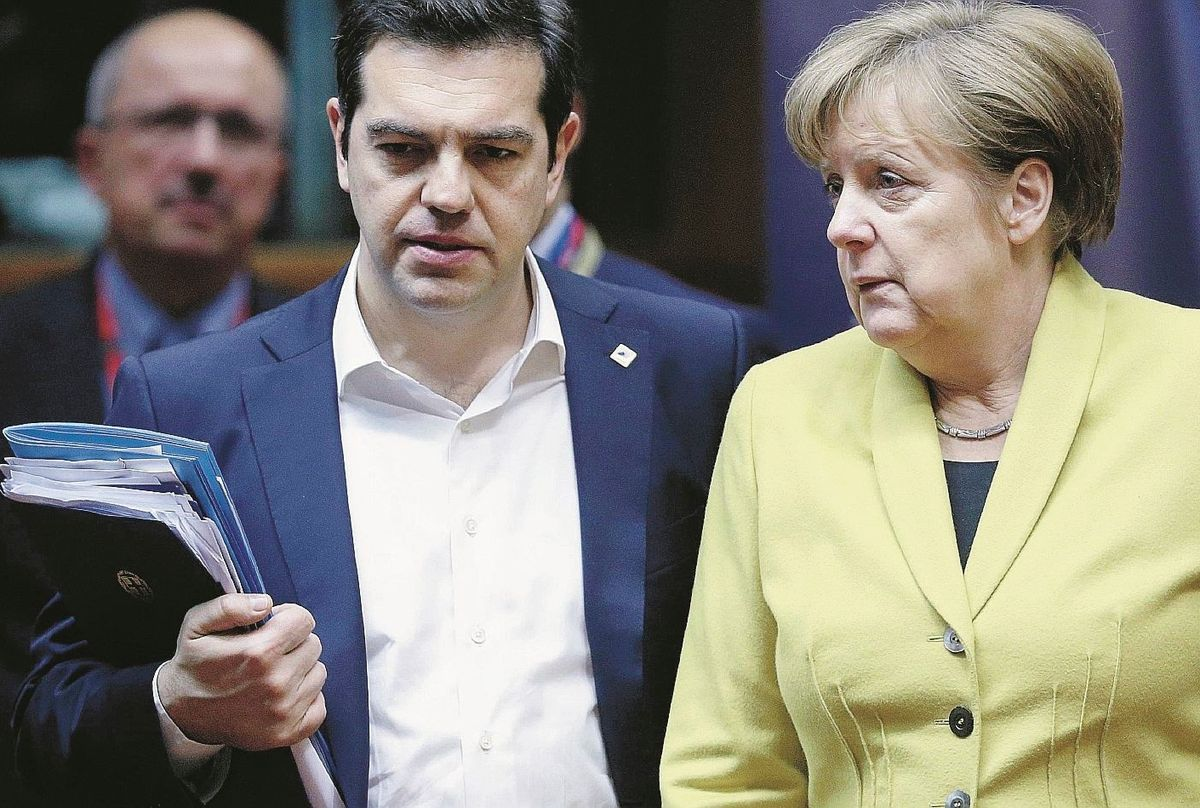 La Merkel fa ingoiare la Macedonia ad Atene