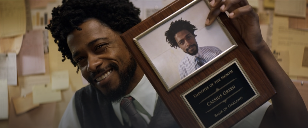 'Sorry To Bother You' And The Pursuit Of Financial Security
