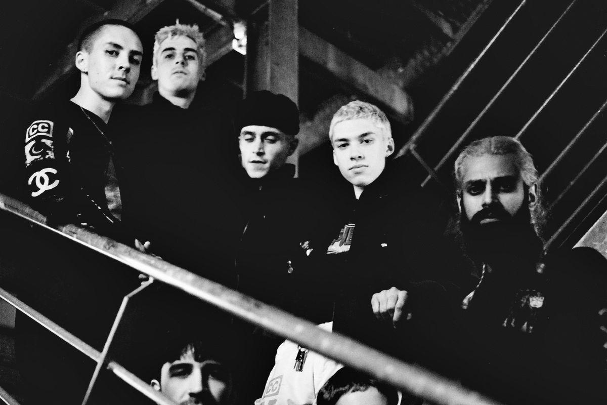 Meet Crack Cloud, the Punk Collective Behind Hedi Slimane's Paris Show