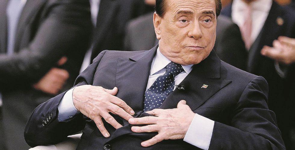 Berlusconi fa un test su sé stesso. E già che c'è «misura» Calenda