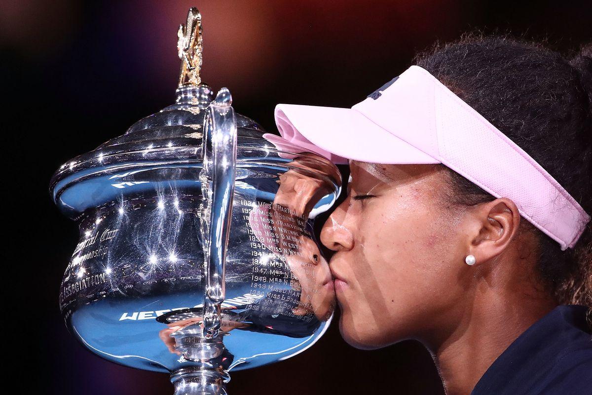 Naomi Osaka Makes History