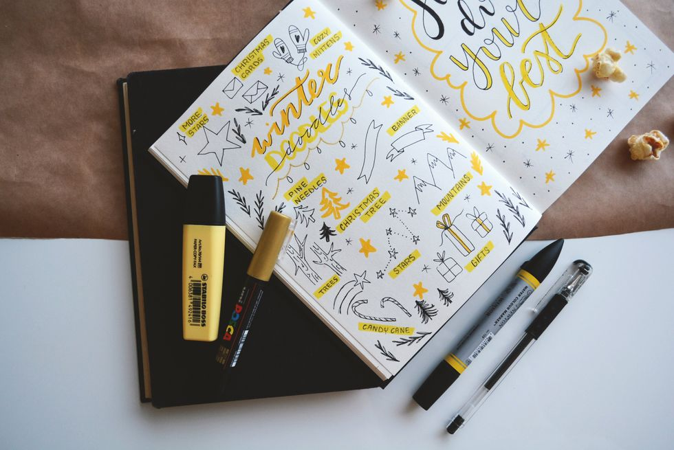 6 Ways A Bullet Journal Can Change Your Life In 2019