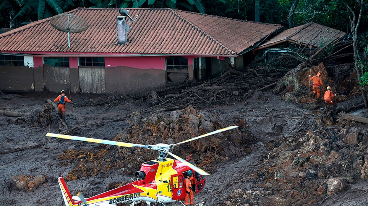 58 Dead, 305 Missing in Brazilian Dam Collapse