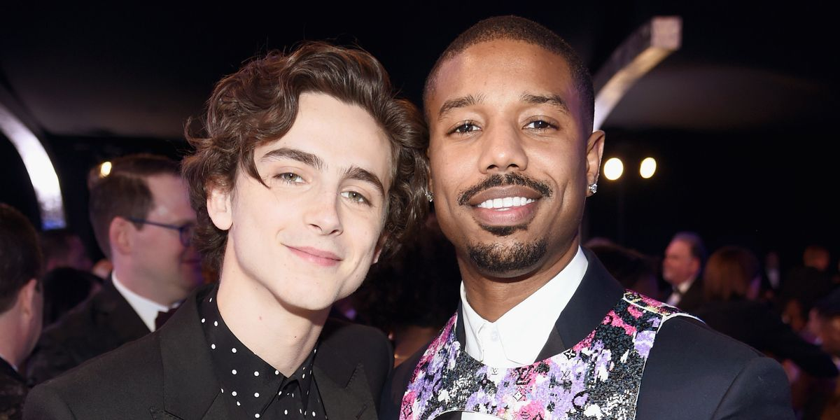 Are Harnesses the Ultimate Red Carpet Thirst Trap?