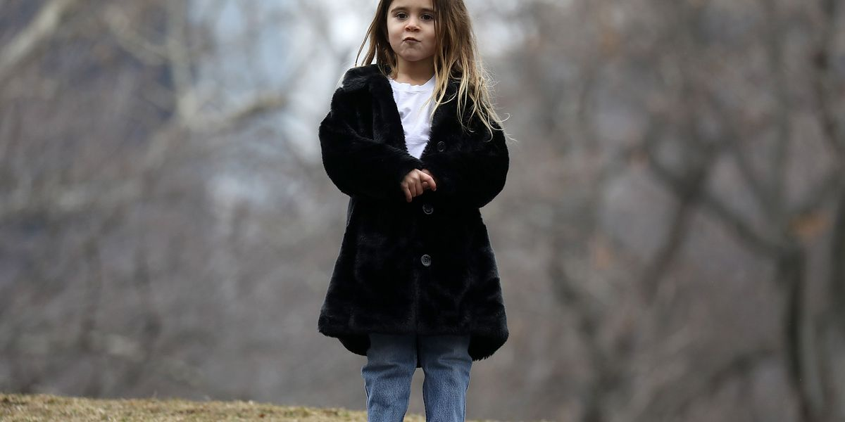 Penelope Disick Holding This Enormous Gucci Bag Is a Mood