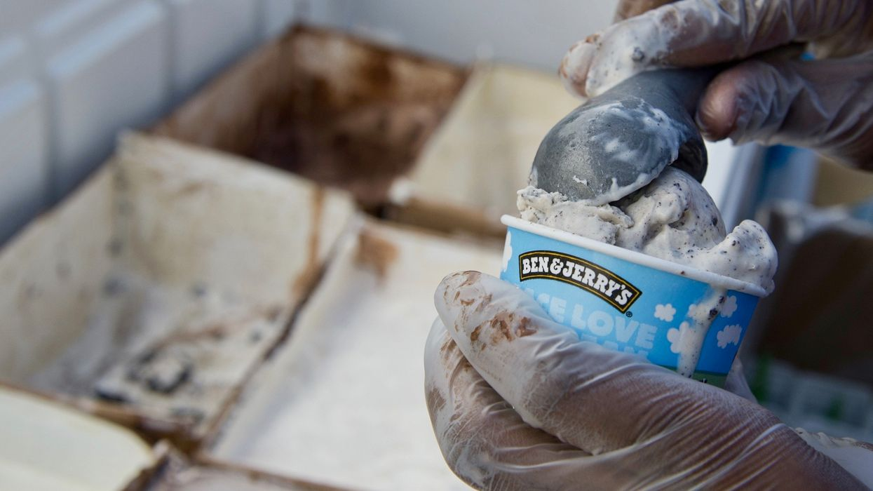 'We Can't Recycle Our Way Out of This Problem': Ben & Jerry's Bans Single-Use Plastics