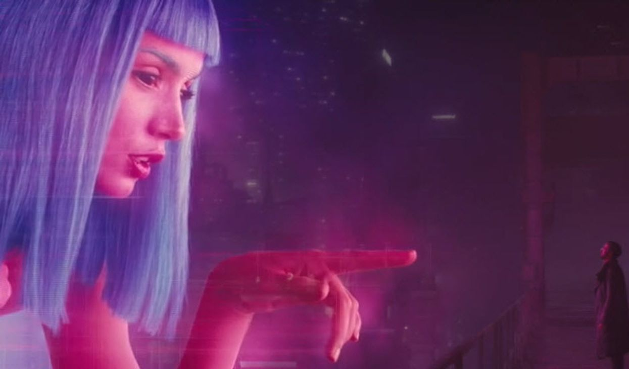 Hologram technology finally advances to Blade Runner levels