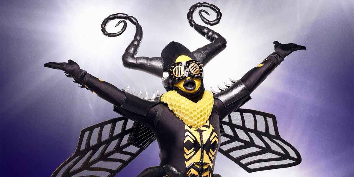 'The Masked Singer' Costume Designer Has the Best Job in TV