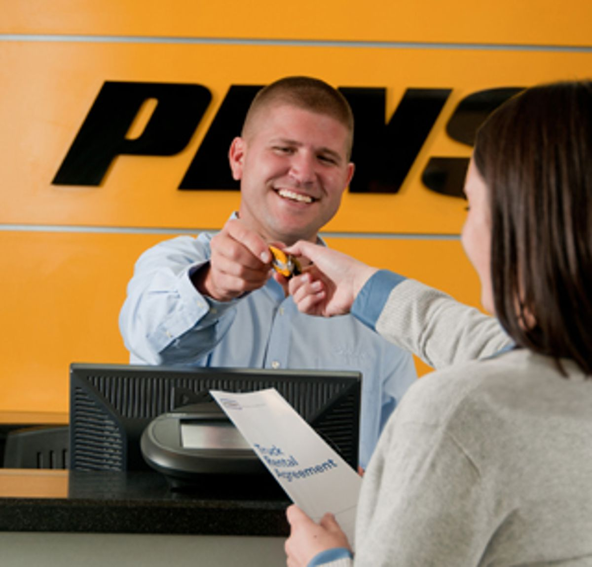 Get Dependable Trucks, Fast with Penske's Rental Express