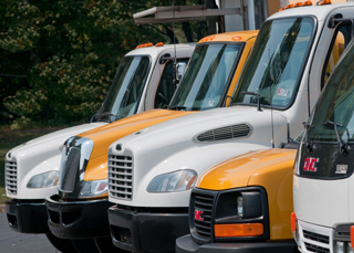 Used Commercial Truck Sales Can Be Robust Through 2012
