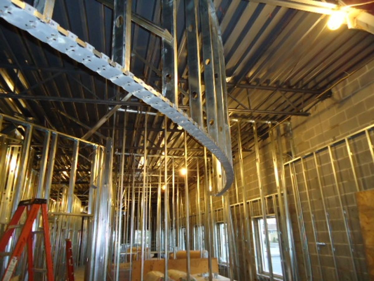 New Penske Facility Outside Buffalo, N.Y. Progressing Nicely