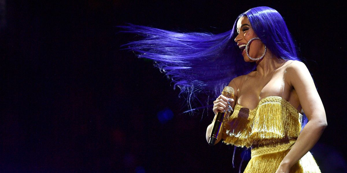 Watch Cardi B Star in Pepsi's Superbowl Commercial
