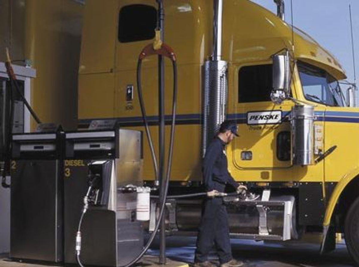 Higher Fuel Prices Persist