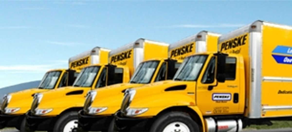 Penske Refreshes and Expands Truck Rental Fleet in Response to Commercial and Consumer Demand