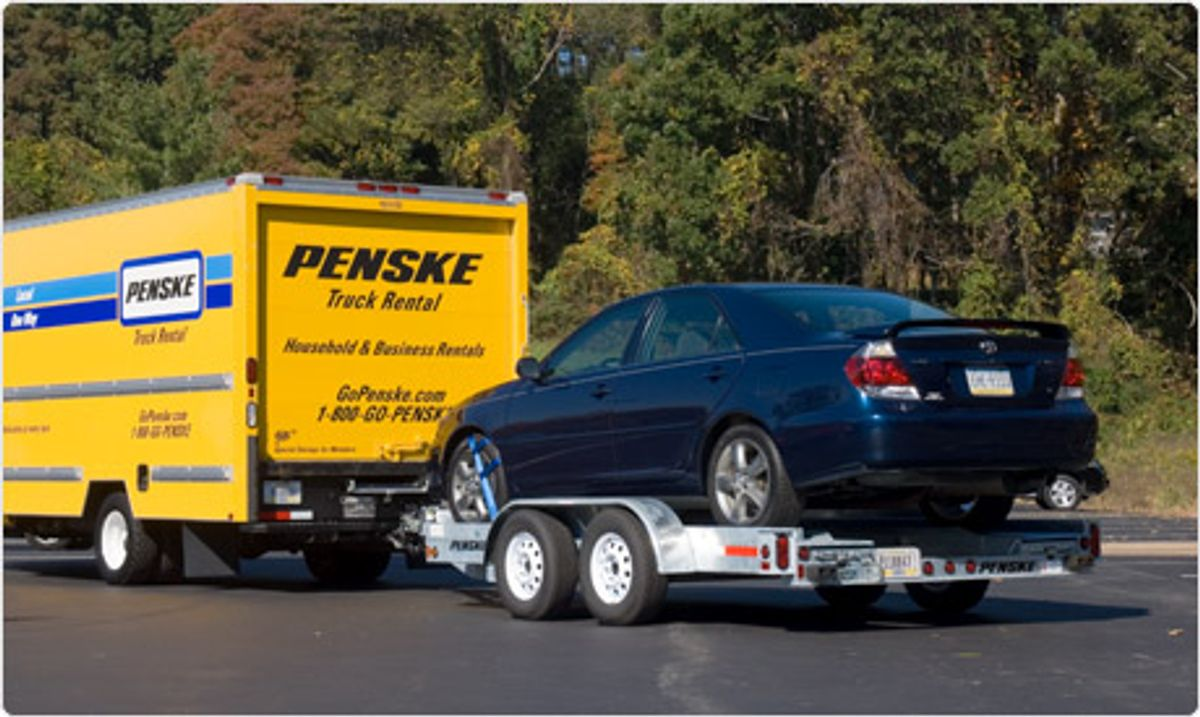 Move Safe by Choosing Protection Plan from Penske