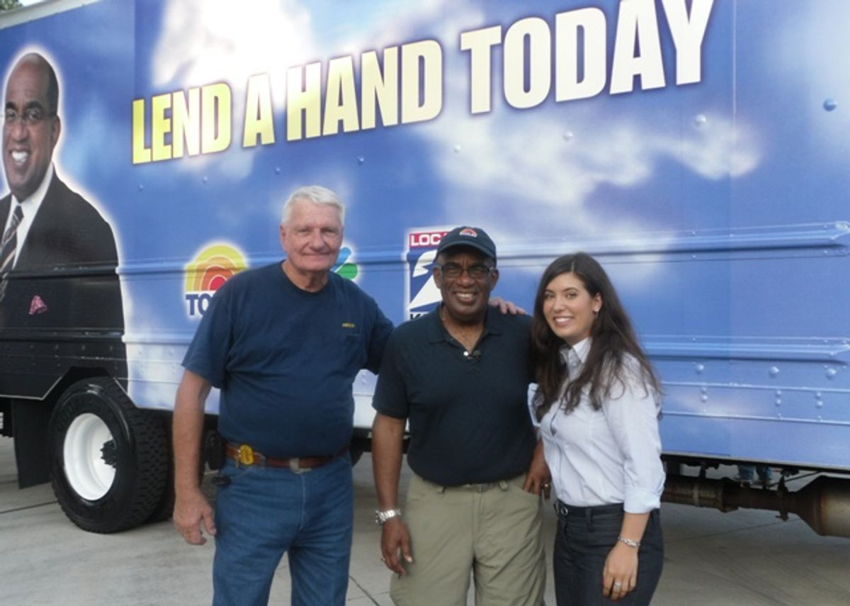 """Penske and """"Today"""" Surprise Houston Charity"""