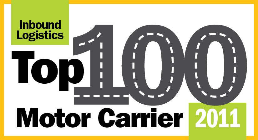 Penske Named to Top 100 Motor Carriers List by Inbound Logistics