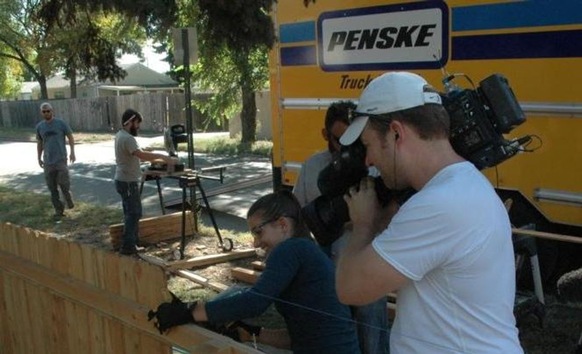 """Penske Joins """"Rescue Renovation"""" TV Show for Another Season"""