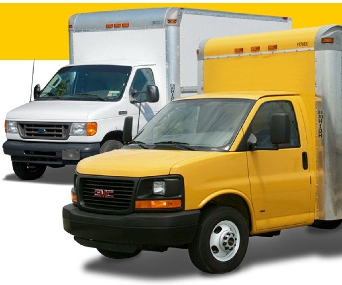 Penske Used Truck Sale on Box Trucks (Sale Again Extended)