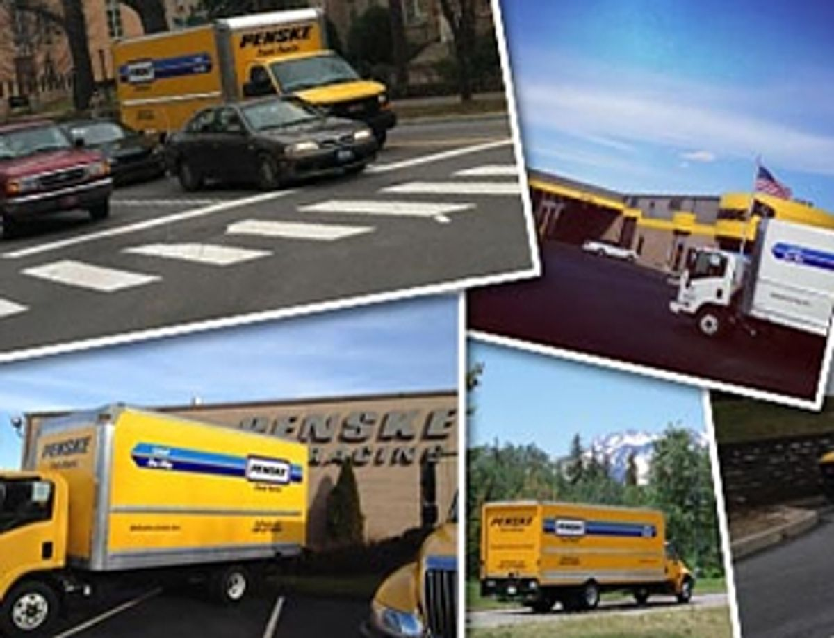 NEW: Penske Truck Rental's May Photo Sweepstakes!