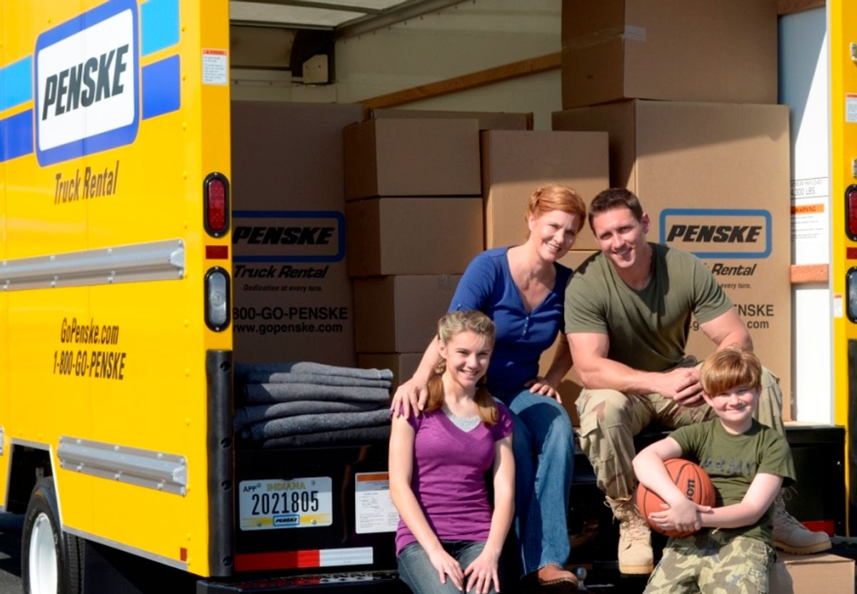 Moving Season: Improving the Military Family Move Experience