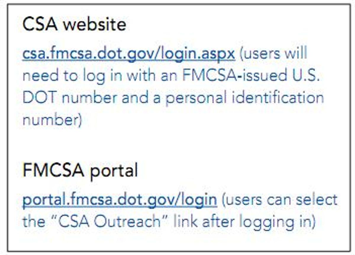 FMSCA to Change CSA Scoring in Cargo Securement and HAZMAT BASICS