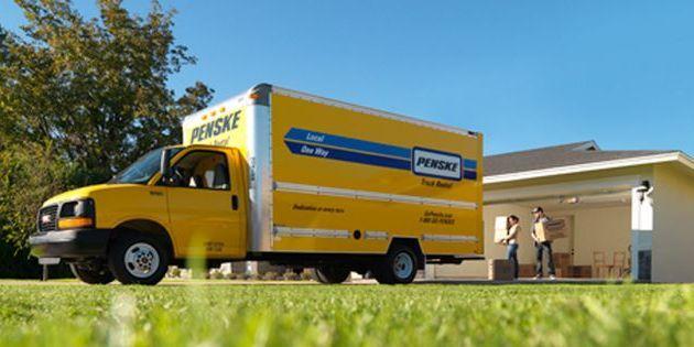 Penske Truck Rental's Annual Top 10 Moving Destinations