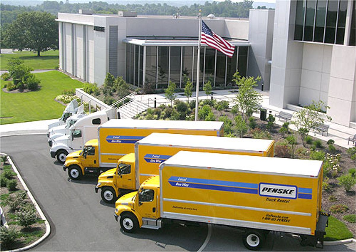 Penske Named Big 25 Employer by Reading Eagle Business Weekly