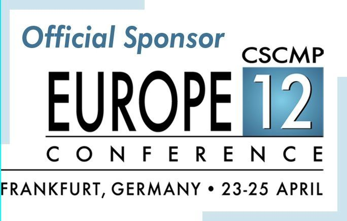 Supply Chain Innovation Focus of CSCMP's 2012 Europe Conference
