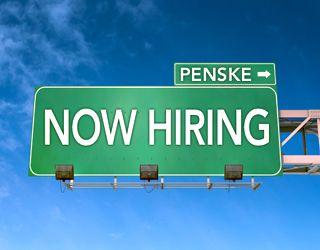 Penske Hiring at Fall Career Fairs