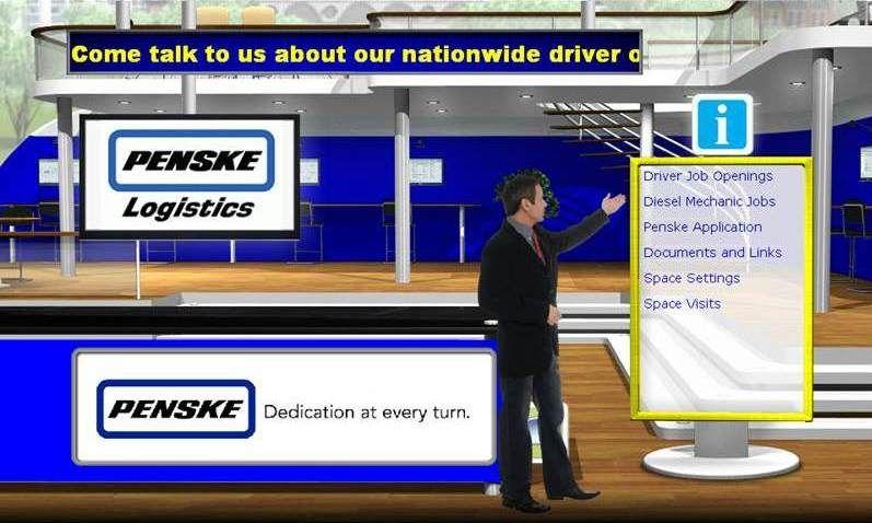 Penske Seeking Talent via Milicruit Online Career Fair