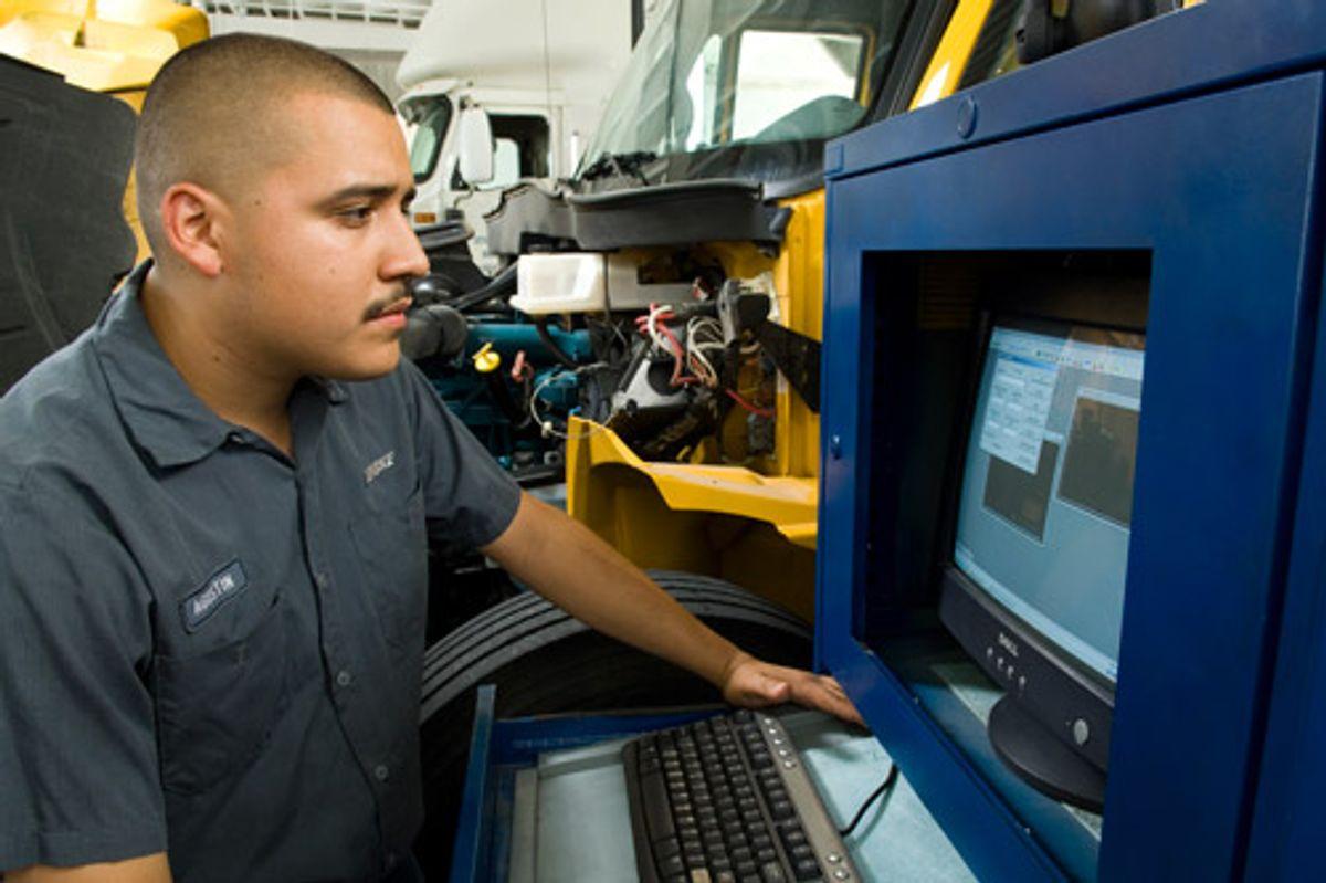 Interested in a Fleet Maintenance Career at Penske?