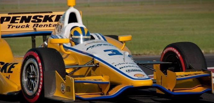 Penske Truck Rental IndyCar to Compete at Sonoma This Weekend