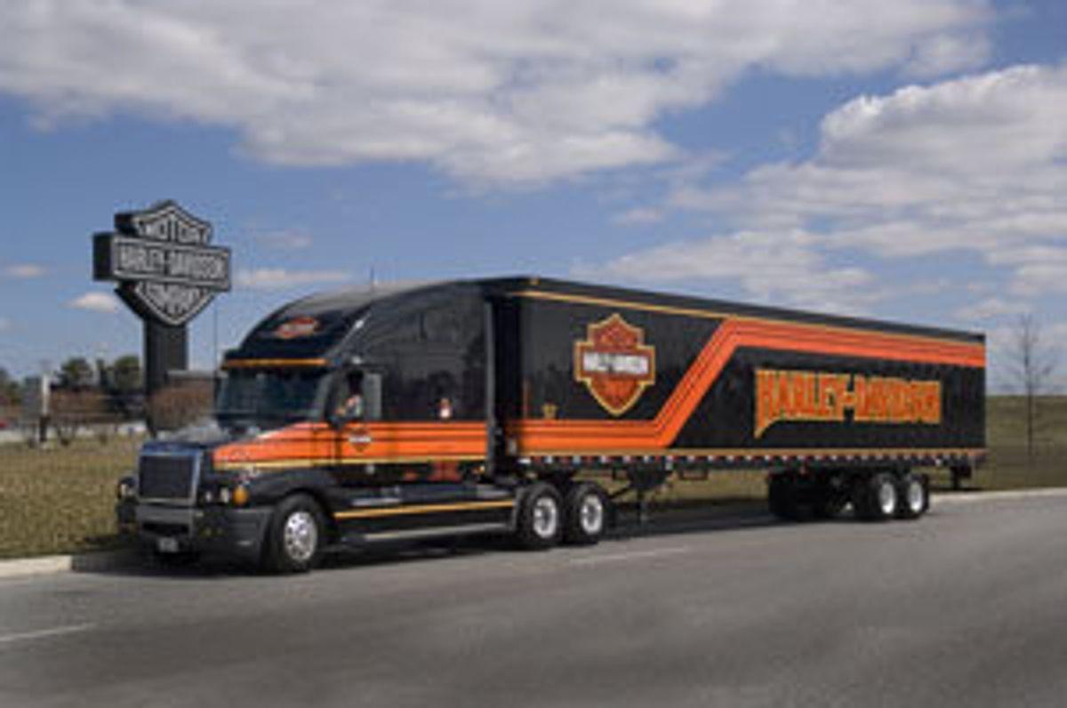 Harley-Davidson Selects Penske Logistics in Brazil