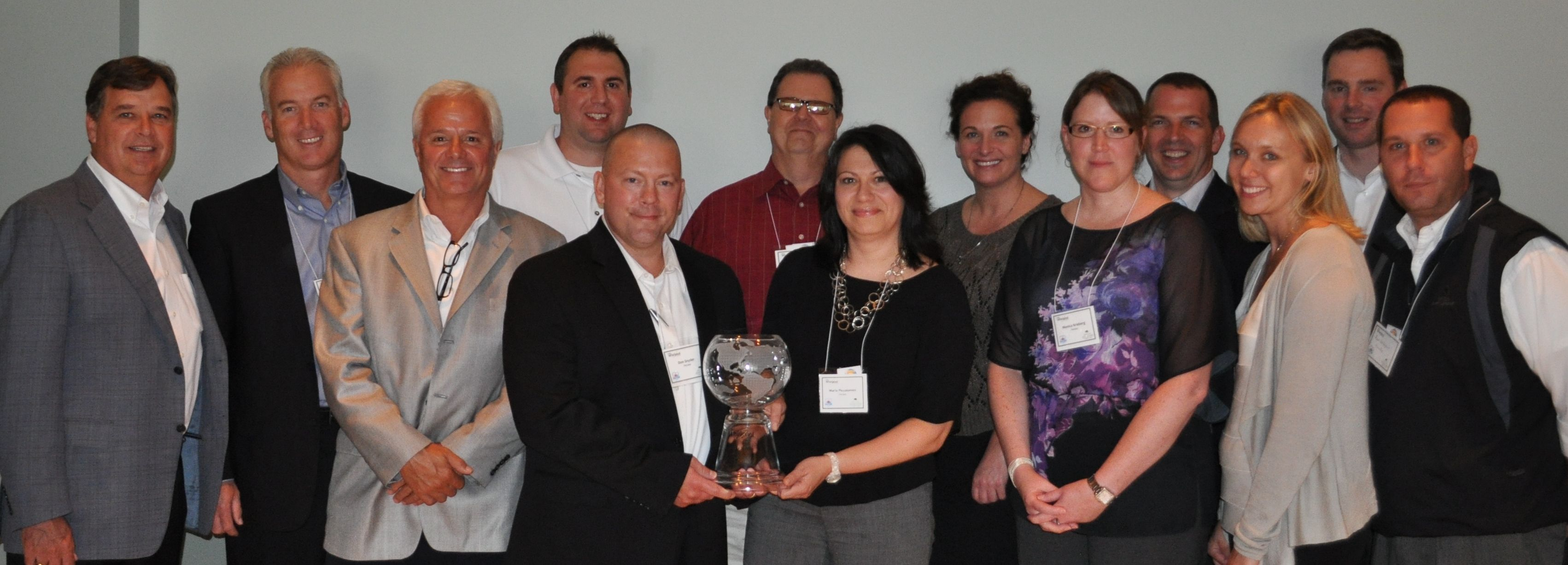 Penske Logistics Honored by Whirlpool with Pair of Awards