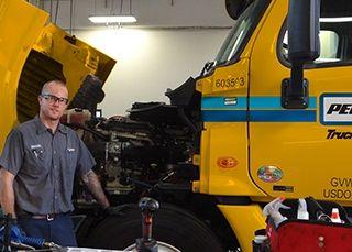 Penske Hiring Diesel Mechanics Nationwide