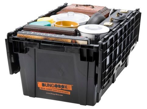 Penske and BungoBox Offer Green Moving Box Options