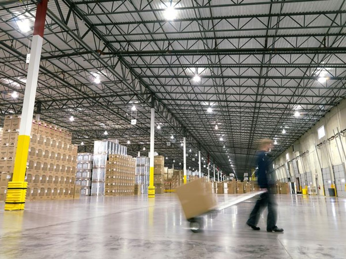 Warehousing: Walk Your Warehouse – Quit Driving the Desk
